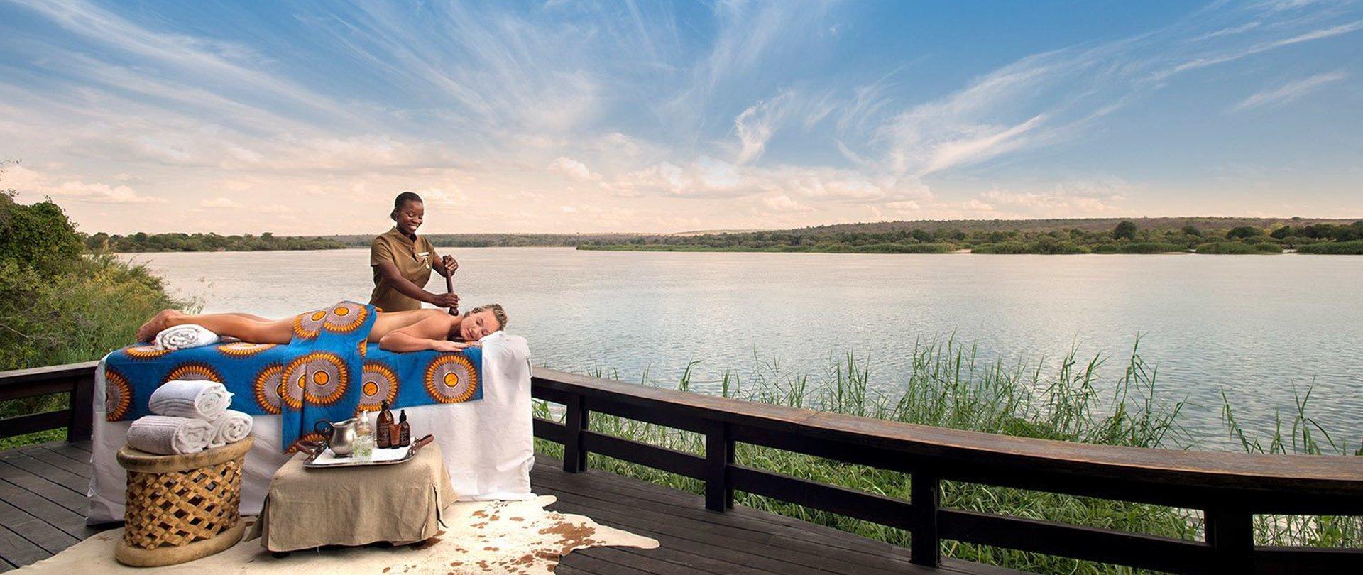 Riverside Yoga Retreat in Zambia | Royal Chundu